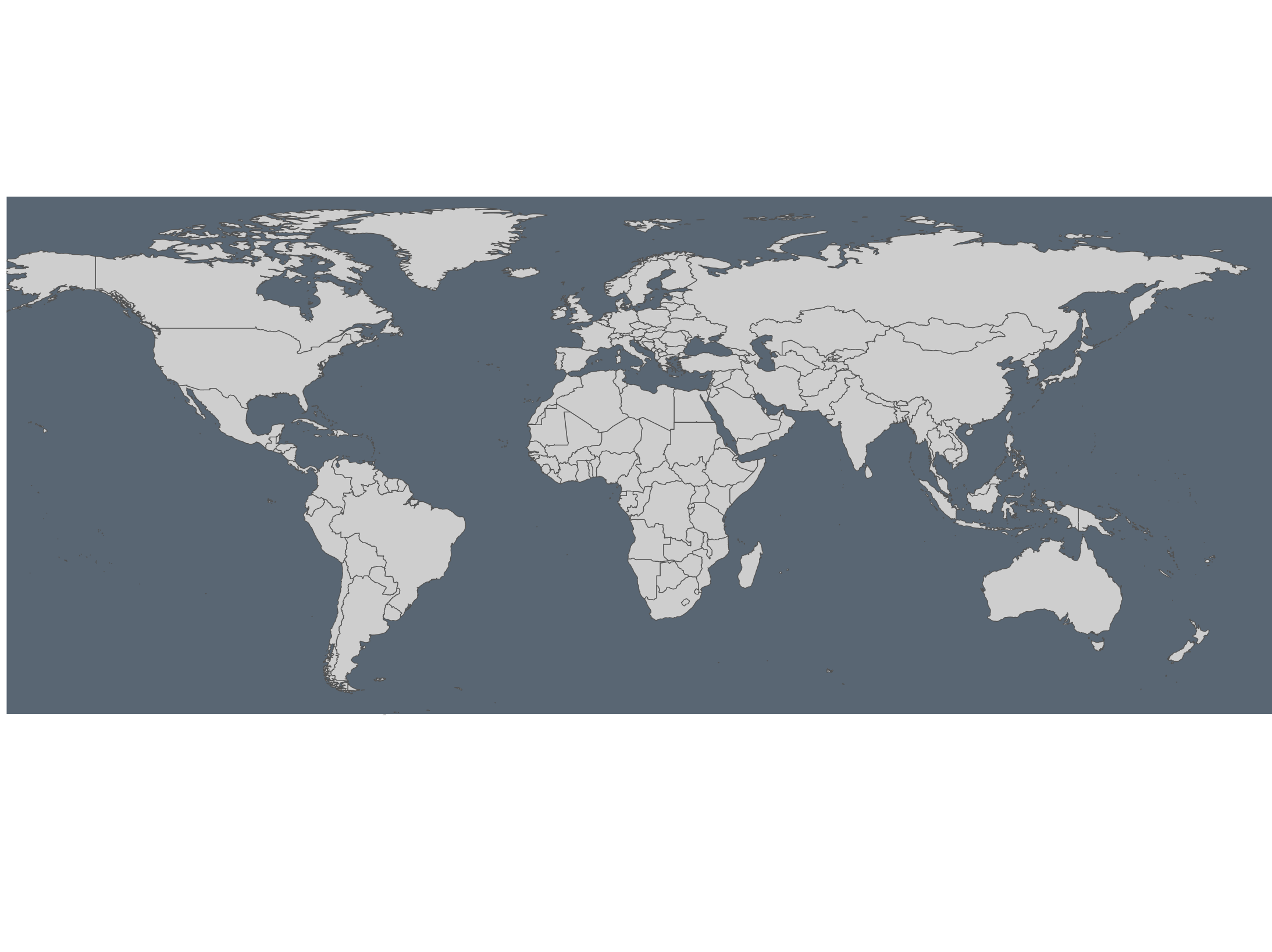 Ggplot World Map.Three Ways Of Visualizing A Graph On A Map Wzb Data Science Blog